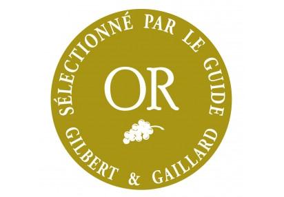 Lornano Medaille OR Gilbert Gaillard