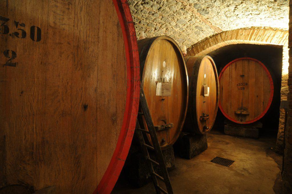 Lornano wine tasting